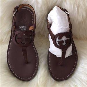 Girls Gucci Sandals (size EU33]